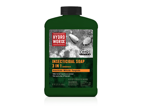 Insecticidal Soap 3 IN 1 Concentrate
