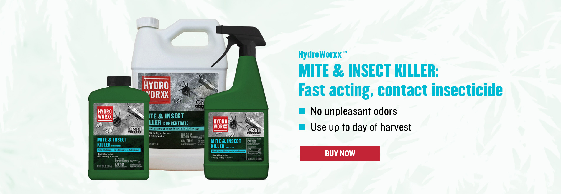 MITE & INSECT KILLER